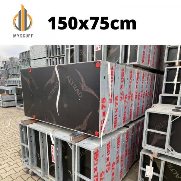 Schalungstafel 150x75