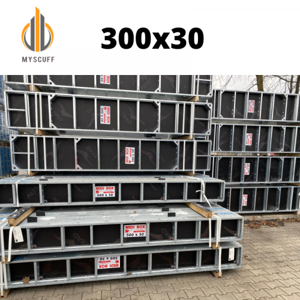 Schalungstafel S2 300x30